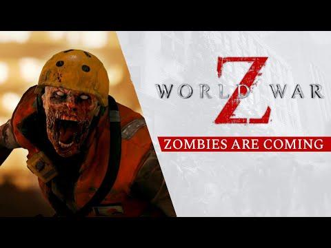 Новый трейлер кооперативного зомби-шутера World War Z «Зомби идут»