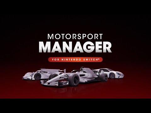Высоко оценённый критиками Motorsport Manager выйдет на Switch уже в следующий четверг