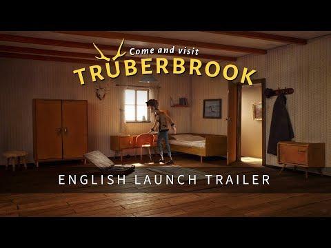 Видео игрового процесса научно-фантастической приключенческой игры Trüberbrook – релиз уже завтра