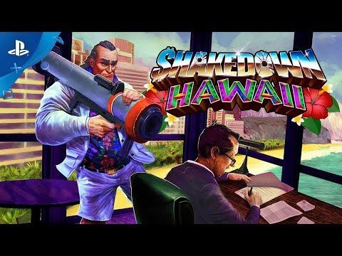 Игра Shakedown: Hawaii доберётся до европейского PlayStation Store не раньше следующей недели
