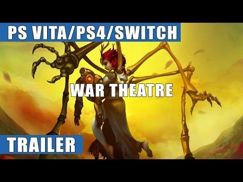 Стратегическая ролевая игра War Theatre появится на PS4, Vita и Switch в марте этого года