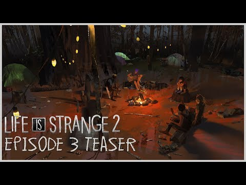 Тизер-трейлер грядущего эпизода Life is Strange 2 — «Глушь»