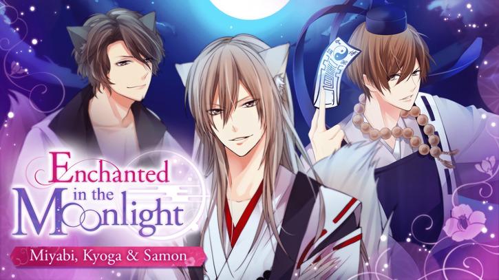 Enchanted in the Moonlight и другие визуальные новеллы студии Voltage прибудут на Switch