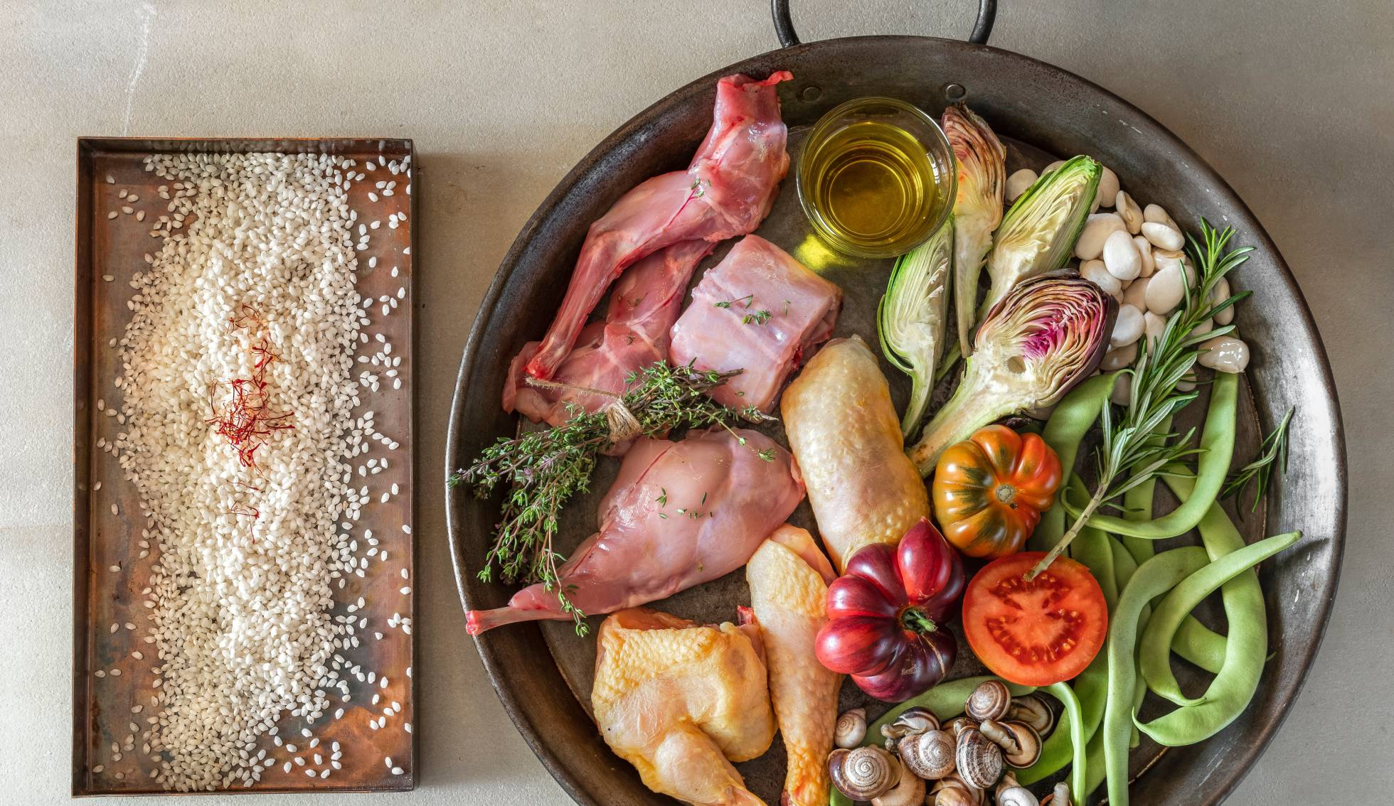 Google создает виртуальную энциклопедию испанской кухни