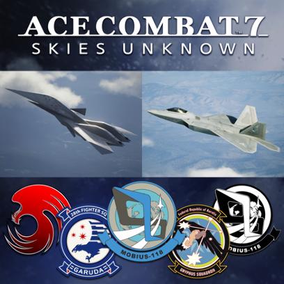 Подробности дополнительного контента для Ace Combat 7: Skies Unknown