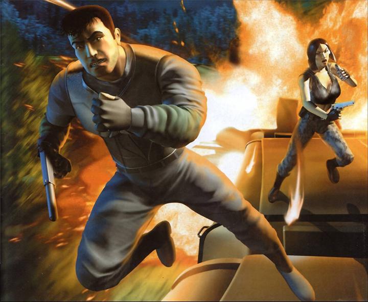 [Игровое эхо] 14 марта 2000 года — выход Syphon Filter 2 для PlayStation One
