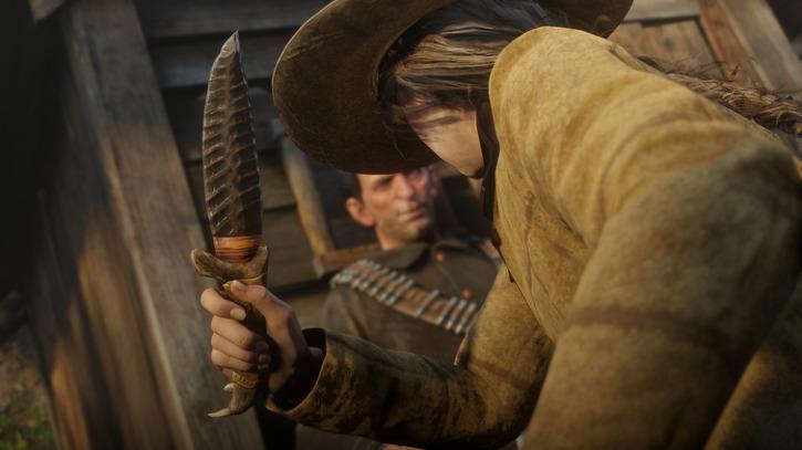 Обновление в Red Dead Online Beta открыло доступ к новым режимам, одежде и оружию
