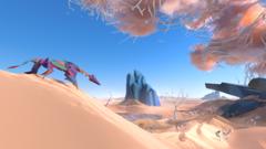 Представлена новая игра от Эрика Шайи — Paper Beast для PS4 и PSVR