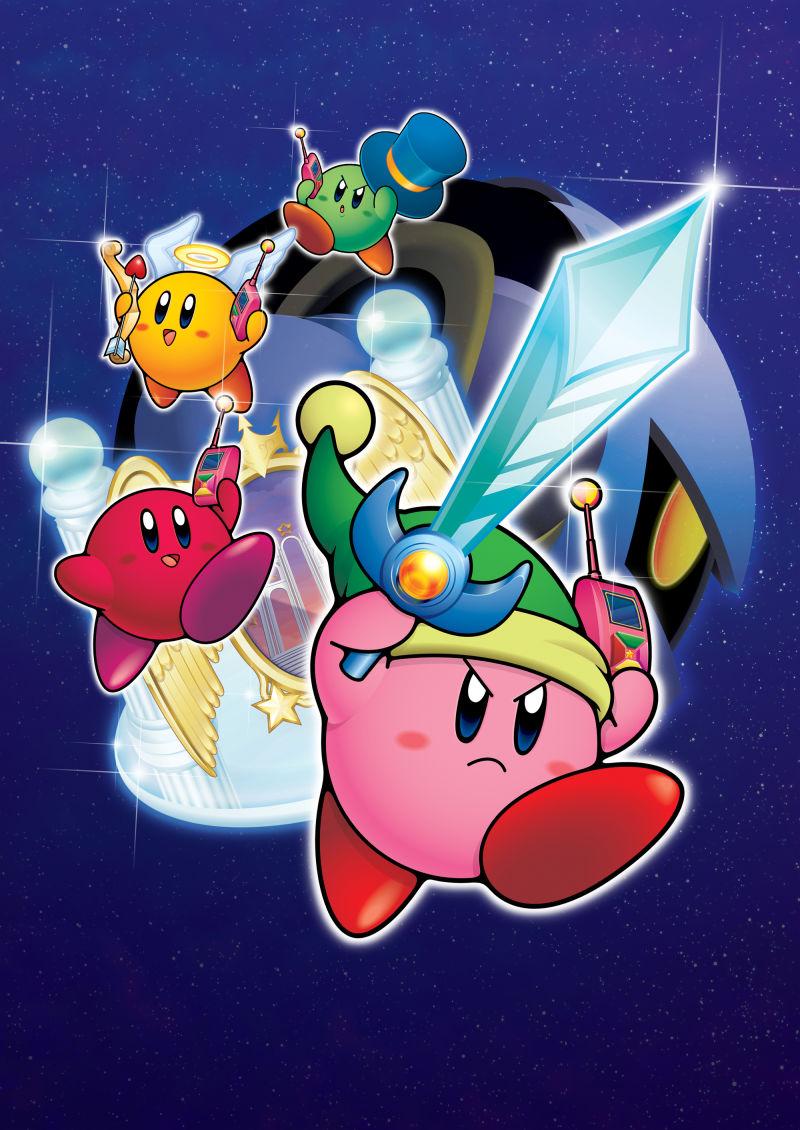 [Игровое эхо] 15 апреля 2004 года — выход Kirby & The Amazing Mirror для Game Boy Advance