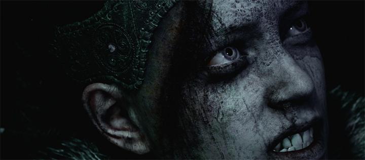 Графическое сравнение Hellblade: Senua's Sacrifice на Nintendo Switch и Xbox One