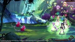 Super Neptunia RPG выйдет на PlayStation 4 и Nintendo Switch в конце июня