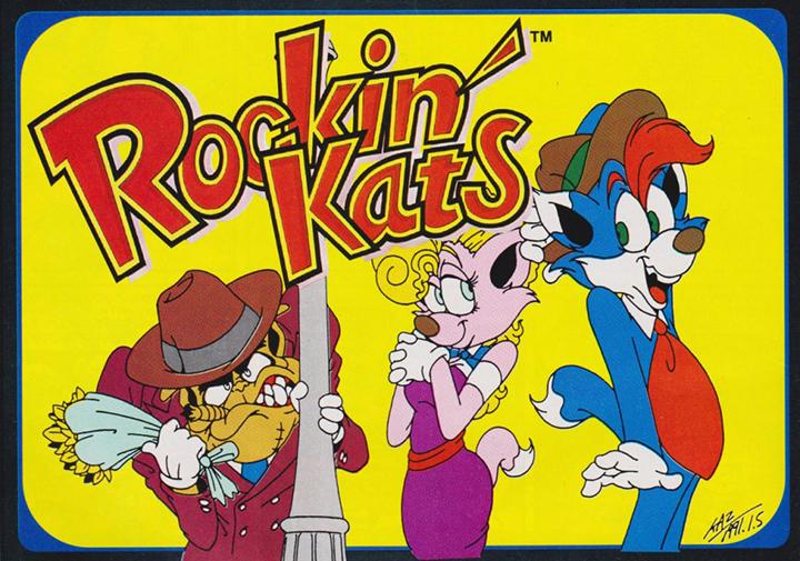 [Игровое эхо] 5 апреля 1991 года — выход Rockin' Kats для NES