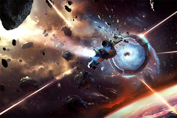 Все для любителей космической фантастики