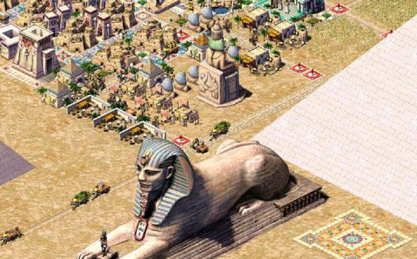Лучшая подборка компьютерных игр на тему Древнего Египта